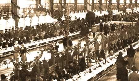 Inauguración Mercado Central de Valencia